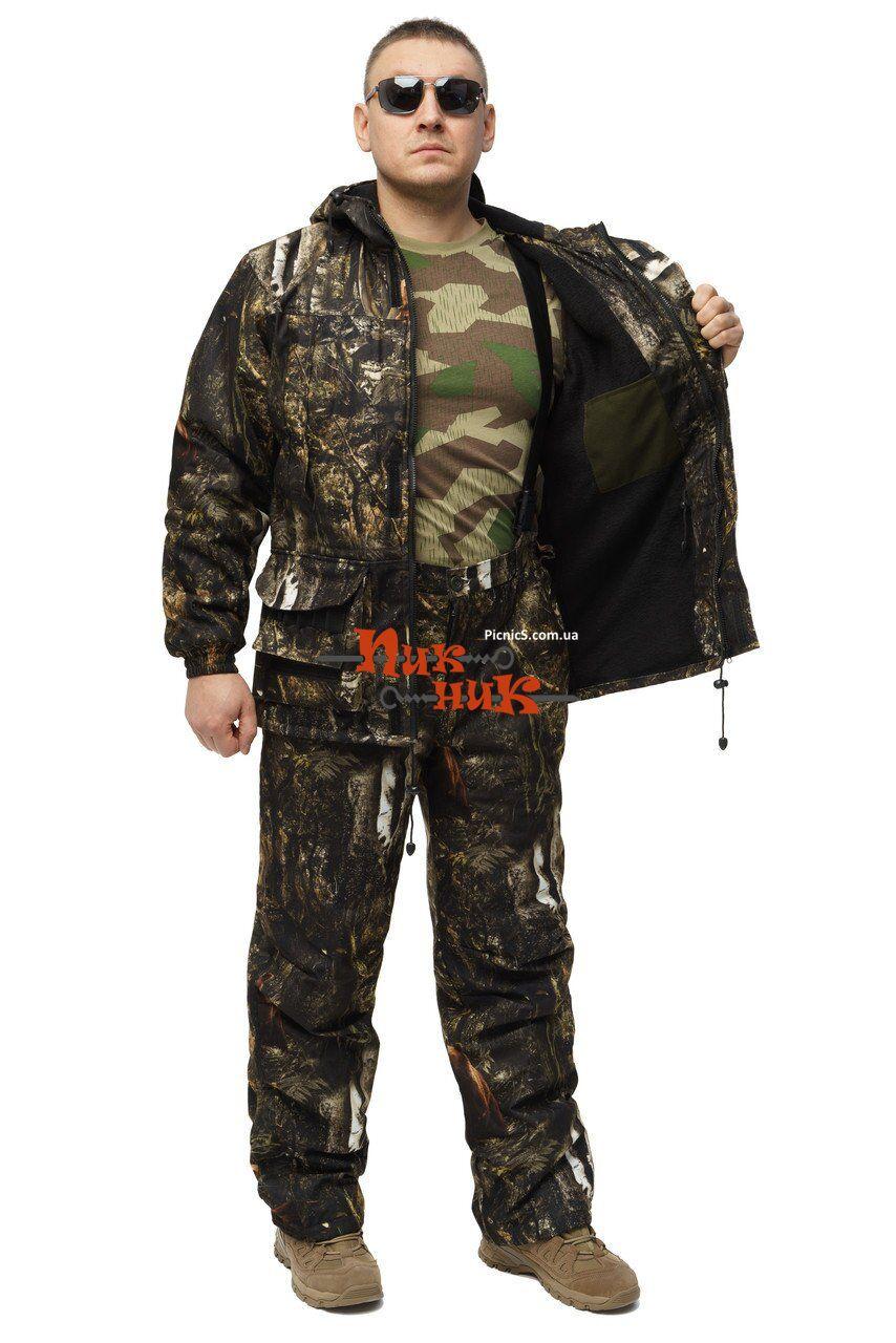 термобелье мужское для охоты весна осень